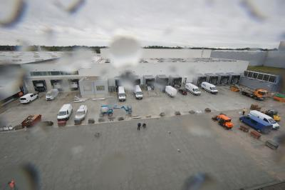 ALDI Kühllager